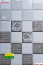 Gạch 30x60 ốp tường phòng khách sang trọng nhất 2020