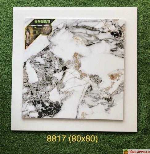 Gạch bóng kiếng 80x80 cao cấp giá rẻ, gạch 80x80