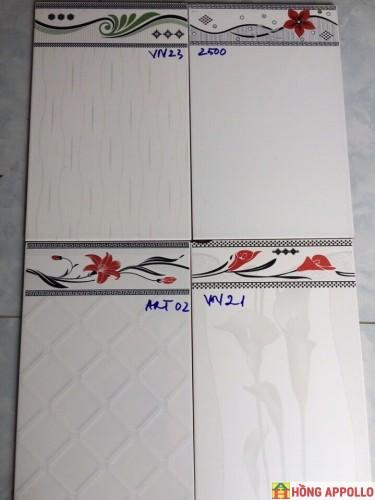 Gạch ốp tường 25x40 GIẢM GIÁ