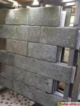 đá trang trí rêu xanh 10x20 DTT26