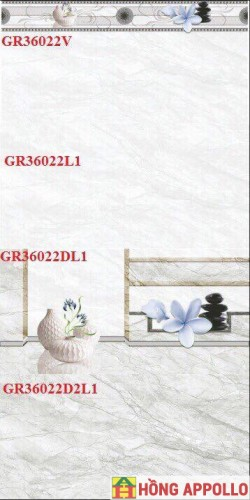 gạch ốp tường phòng khách 30x60