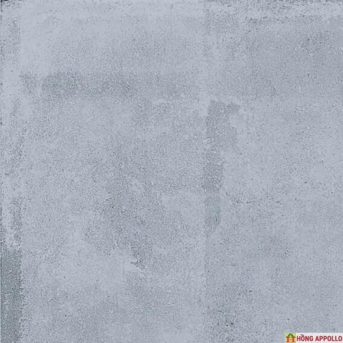 gạch lát nền phòng ăn 60x60 mờ xám Hong appollo