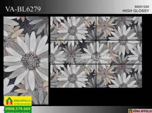 Gạch lát trang trí cầu thang 60x120 sang trọng