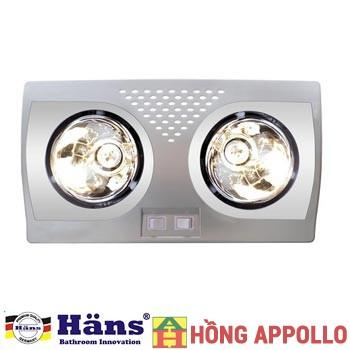 Đèn sưởi Hans HE-2B176