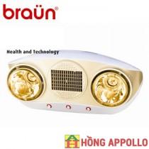 Đèn sưởi Braün BU02PG