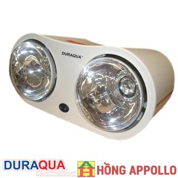 Đèn sưởi Duraqua DBA1C
