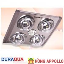 Đèn sưởi Duraqua DQ4N