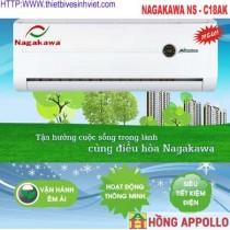 Nagakawa Smart Cooling NS-C18AK