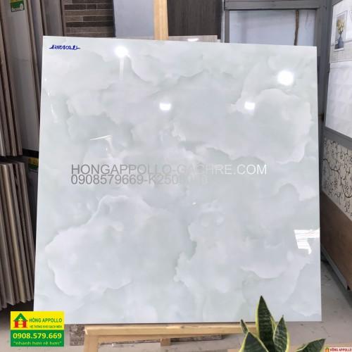 Gạch bóng kiếng 80x80 lát nền phòng ngủ đẹp bền rẻ