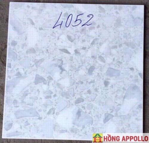 Gạch lát nền nhà trọ 40x40 giá rẻ hong appollo