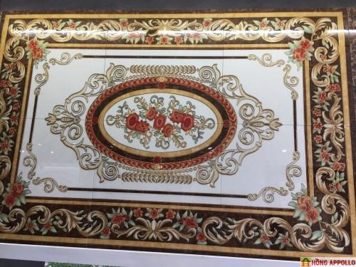 Gạch thảm 3D giá rẻ hong appollo