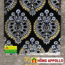 Gạch 30x30 trang trí nhũ vàng phòng khách ĐẸP RẺ