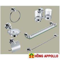 Bộ phụ kiện phòng tắm Tùng lâm TL-9700