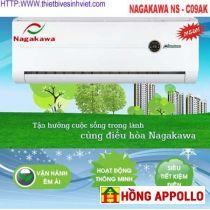 Nagakawa Smart Cooling NS-C09AK