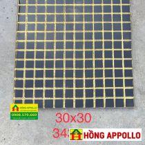 Gạch 30x30 trang trí nhũ vàng đẹp rẻ