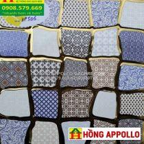 Gạch trang trí 30x30 nhũ vàng giá rẻ HỒNG APPOLLO-TPHCM