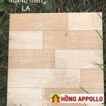 Gạch lát nền 40x40-50x50 giả gỗ giá rẻ